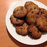 recette Cookies vegan & sans gluten