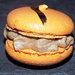 recette Macarons gianduja