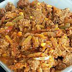 recette Chili con carne (compatible dukan)