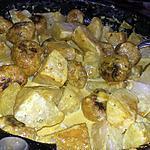 recette Curry de pommes de terres