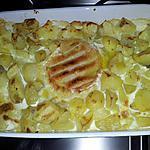 recette Fondu de camembert au pommes de terre