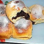 recette Brioche butchy chocolat dukan