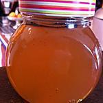 recette Gelée de pomme à la vanille