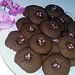 recette Biscuits au Nutella fourré avec seulement 3 ingrédients