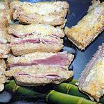recette Croque-cake raclette