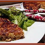 recette Tarte au Thon et Ratatouille