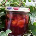recette Confiture quetsches/pommes