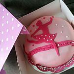recette Gâteau D'Anniversaire Danseuse étoile