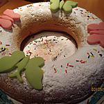 recette gâteau papillons sans gluten