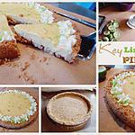 recette Key Lime Pie
