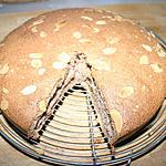 recette Le Gâteau de Savoie à la cannelle