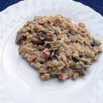 recette Crozets façon risotto