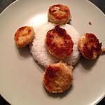recette Volailles panées au senteurs orientales recette Anne Sophie Pic