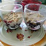 recette betteraves  et chévre, crumble chataignes  noisettes
