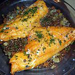 recette Filet de haddock aux lentilles vertes du puy