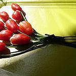 recette Bouquet de tomates tulipes apéritives au gorgonzola