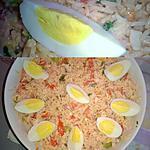 recette Salade de Riz au Surimi......