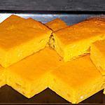recette Moelleux butternut amandes (compatible dukan)
