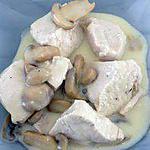 recette Blanquette de veau (compatible dukan)