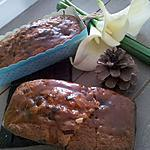recette Mini-cakes individuels aux pépites de caramel et son glaçage au caramel beurre salé