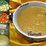 recette Soupe trio aux légumes.poitrine fraiche.