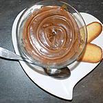 recette Mousse au chocolat et caramel beurre salé