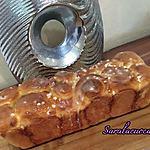 recette Brioche beurre ( pour 2 brioches )
