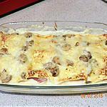 recette Lasagnes roulées au jambon