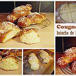 recette Cougnou (cougnole ou brioche de Noël)