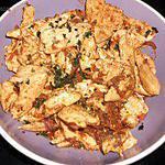 recette Aiguillettes de poulet cajun (compatible dukan)