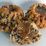 recette Muffins caramel beurre salé