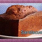 recette Cake gateau au yaourt ( arome amande )