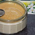 recette Crème vanille jasmin (compatible dukan)