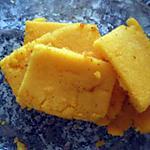 recette Carré de polenta