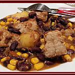 recette Porc à la mexicaine