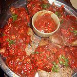 recette Foie de veau sauce aux lardons