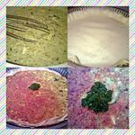 recette Quiche Courgette Feta en Feuilles de Brick