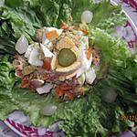 recette salade du samedi