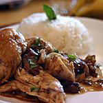recette Adobo de Porc et Poulet