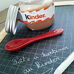 recette Pâte à tartiner au kinder