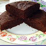 recette Gâteau au nesquick