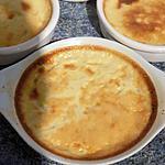 recette Crème brulée fève tonka (compatible dukan)