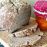 recette PAIN AU KEFIR DE LAIT BREBIS  AVEC OU SANS MACHINE A PAINS, sans gluten, faible en lactose, sans sucre, sans levure, sans oeufs