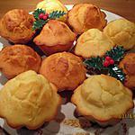 recette muffins orange sans gluten