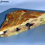 recette Galette des rois au sirop d'érable & aux pépites de chocolat