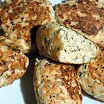 recette Boulettes de saumon (compatible dukan)