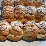 recette Eclair au caramel beurre salé et mascarpone