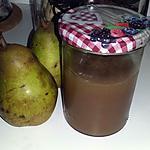 recette Gelée de poire au thermomix
