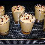 recette Mousse au café