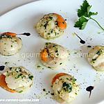 recette Poêlée de noix de Saint-jacques en persillade